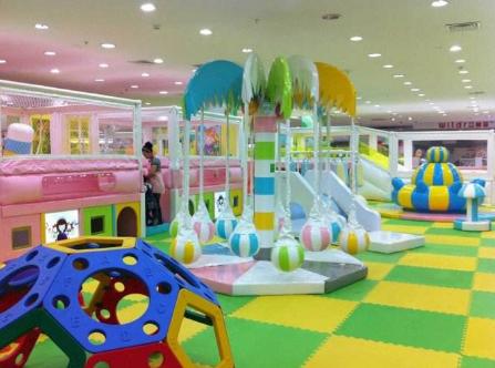 [怎么才能开一家公司]开一家儿童乐园要多少钱