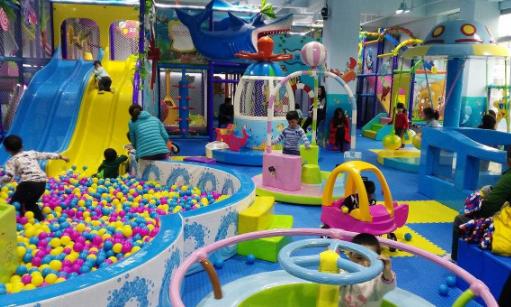 [我开动物园那些年]我开儿童乐园的经历