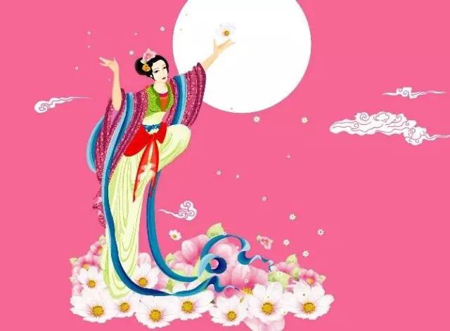 [中秋节的传说故事50字]中秋节的传说故事