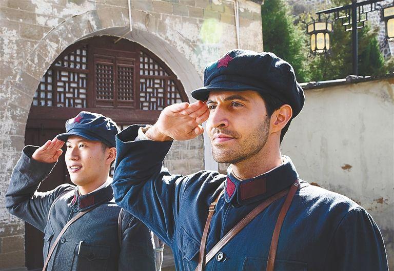 红星照耀中国第三章读后感3篇