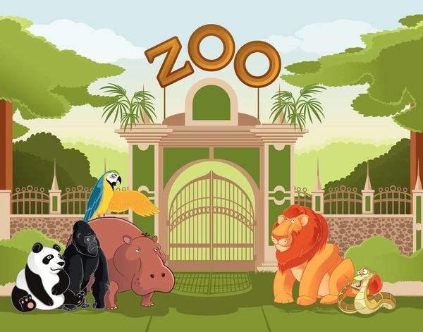 家庭小小动物园作文三篇
