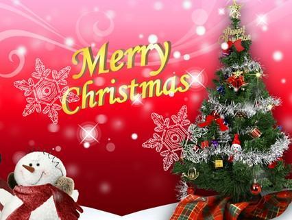 圣诞节经典祝福语3篇